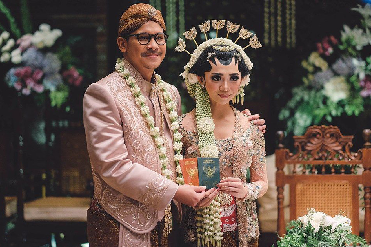 Contoh Undangan Perkinahan Jawa