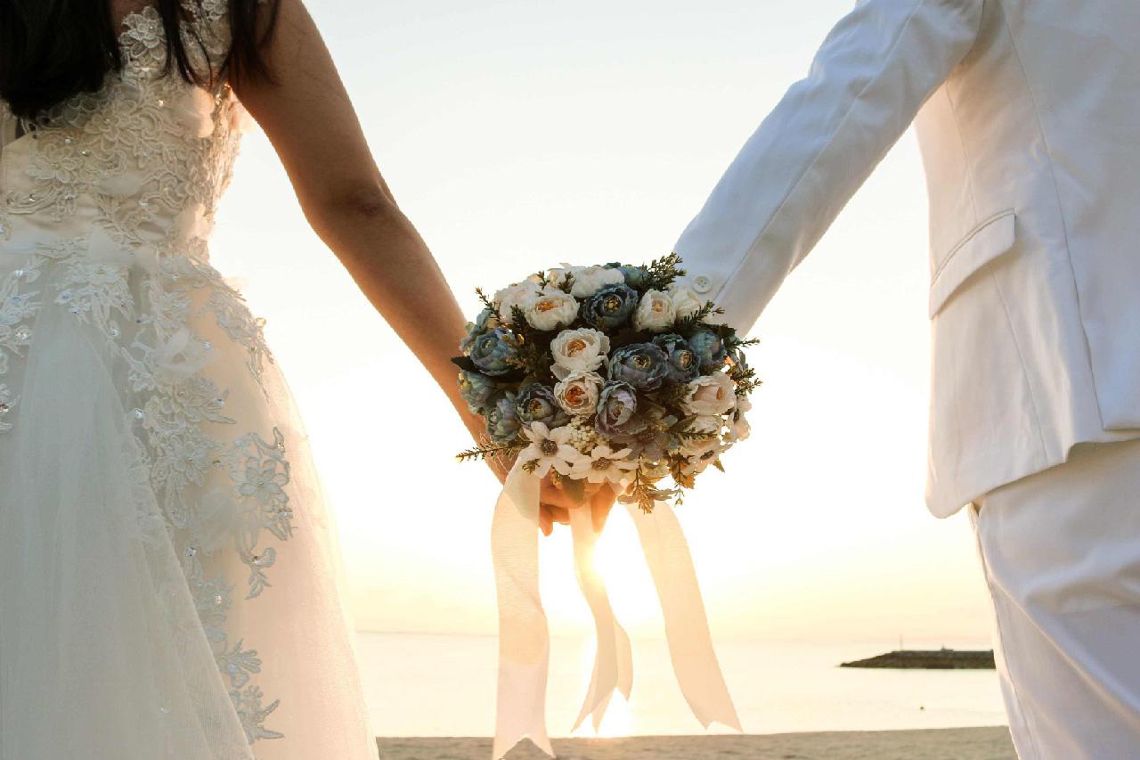 Contoh Undangan Pernikahan Kristen