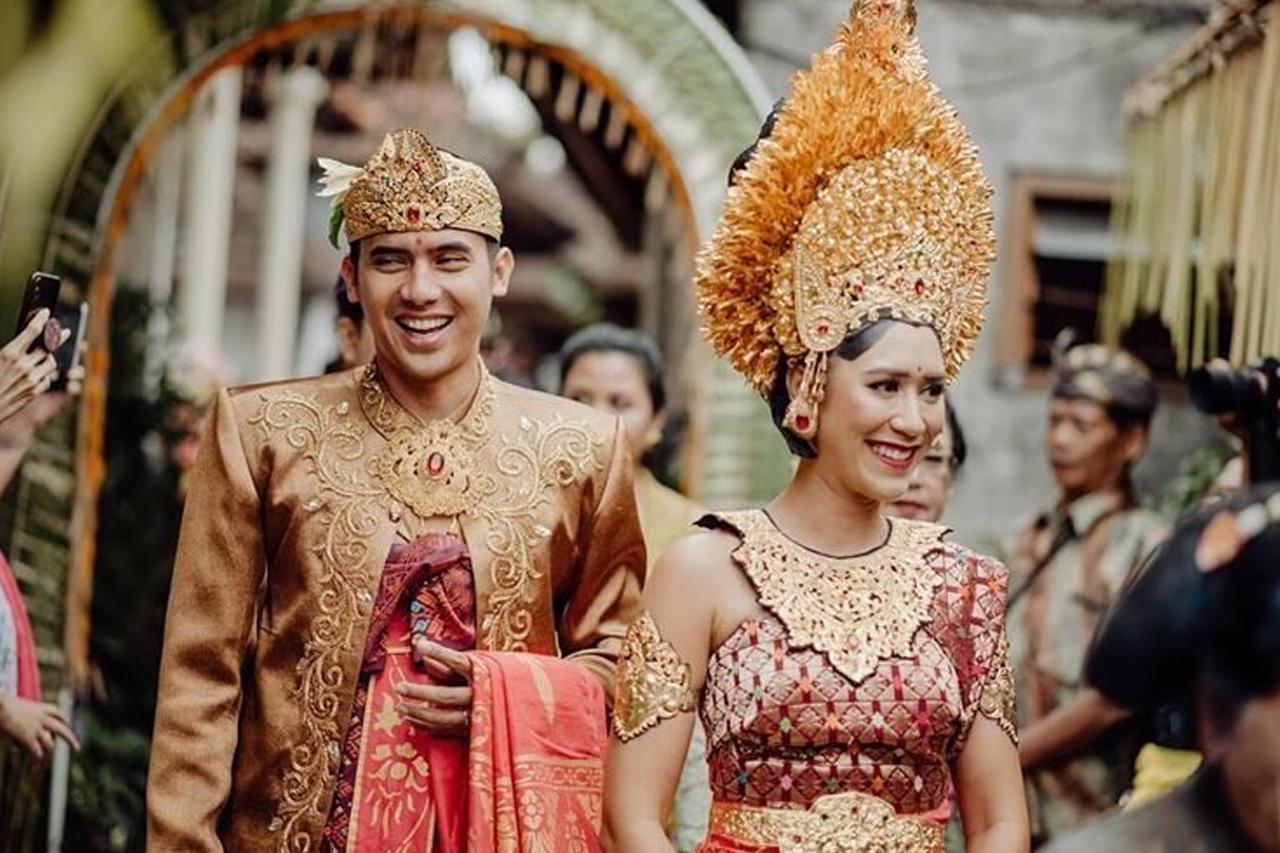 Rangkaian Prosesi Upacara Pernikahan Adat Bali